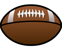 256x211 Football Clip Art Free Clipart Images 2