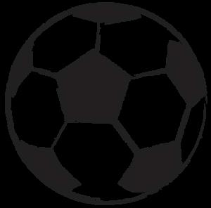 300x296 Football Clipart 9 Football Clip Art 4