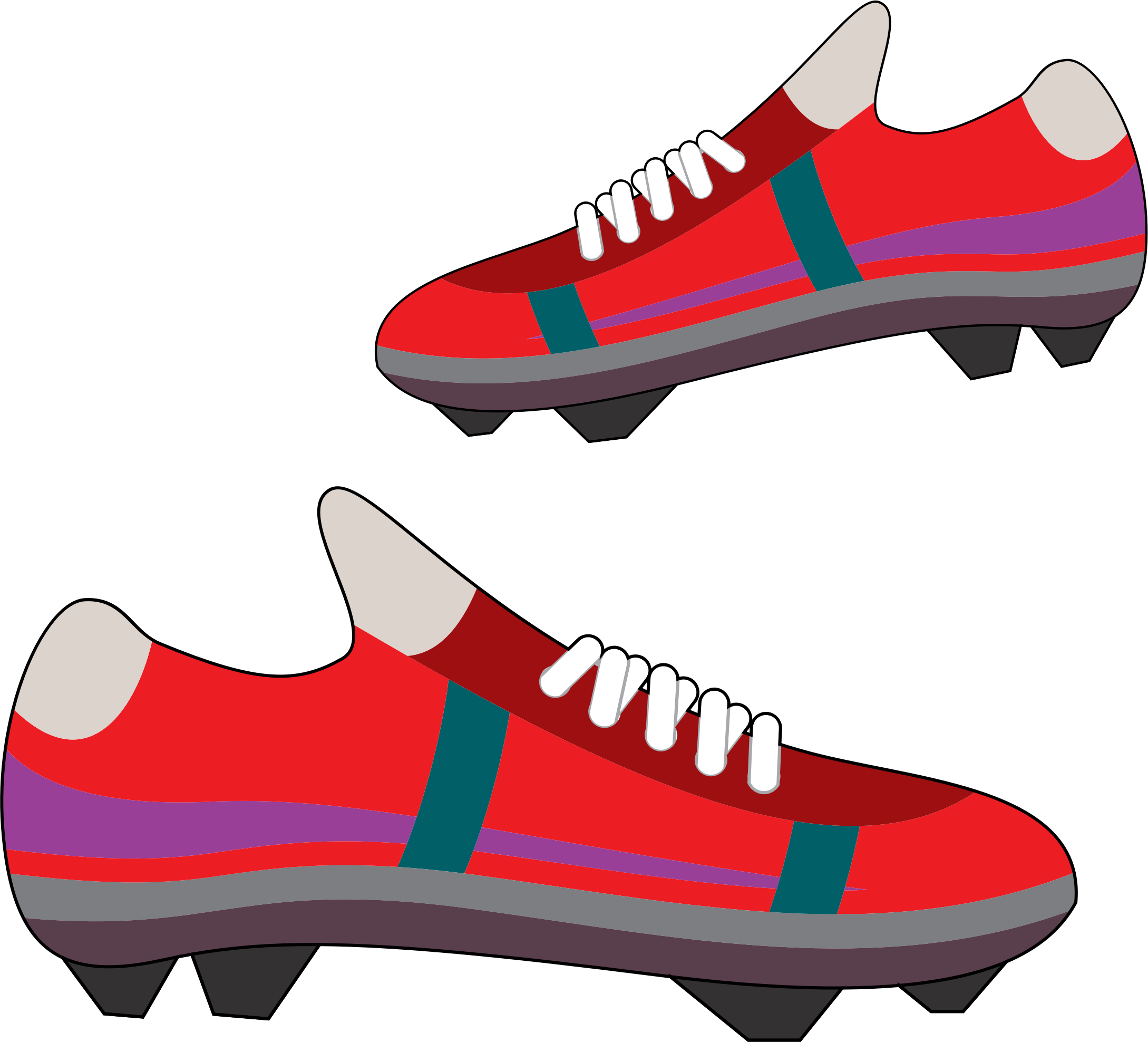 2178x1976 Shoes Football Clipart, Explore Pictures