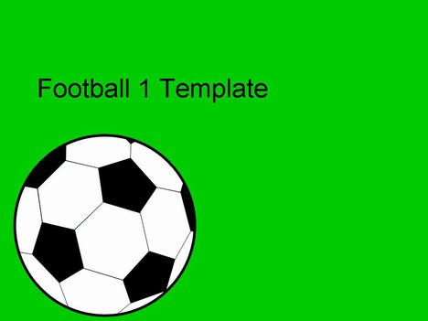 468x351 Football Field Background For Powerpoint, Pc Football Field