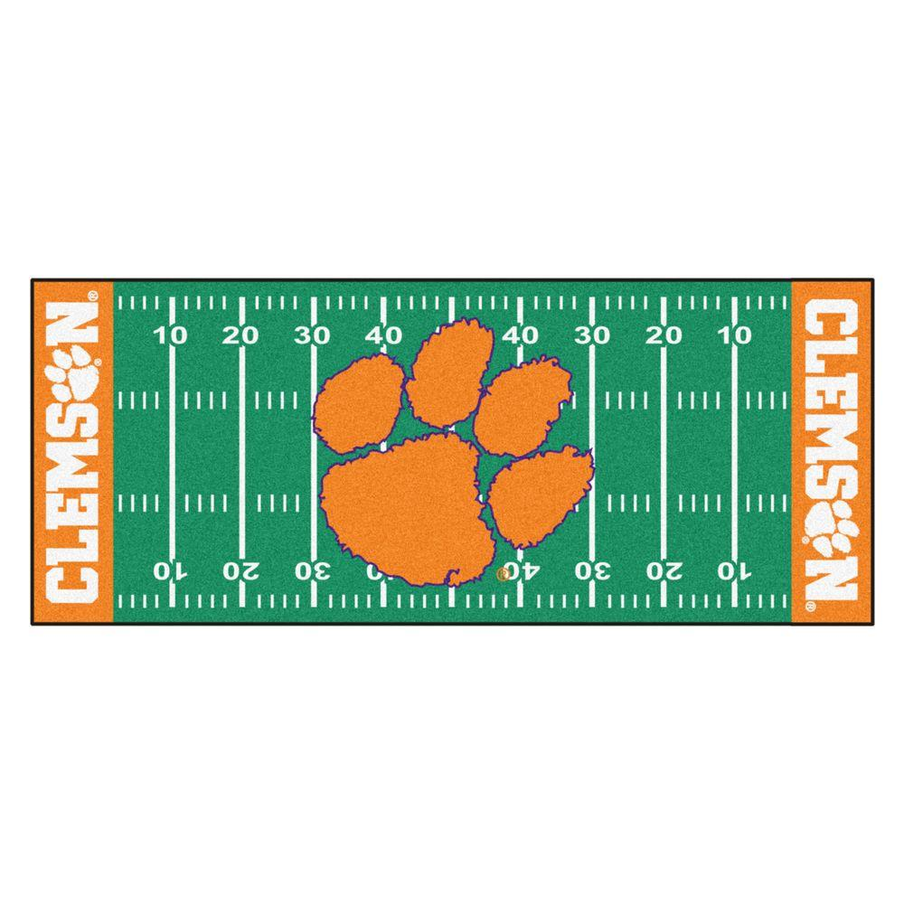 1000x1000 Fanmats University Of Tennessee 2 Ft. 6 In. X 6 Ft. Football Field