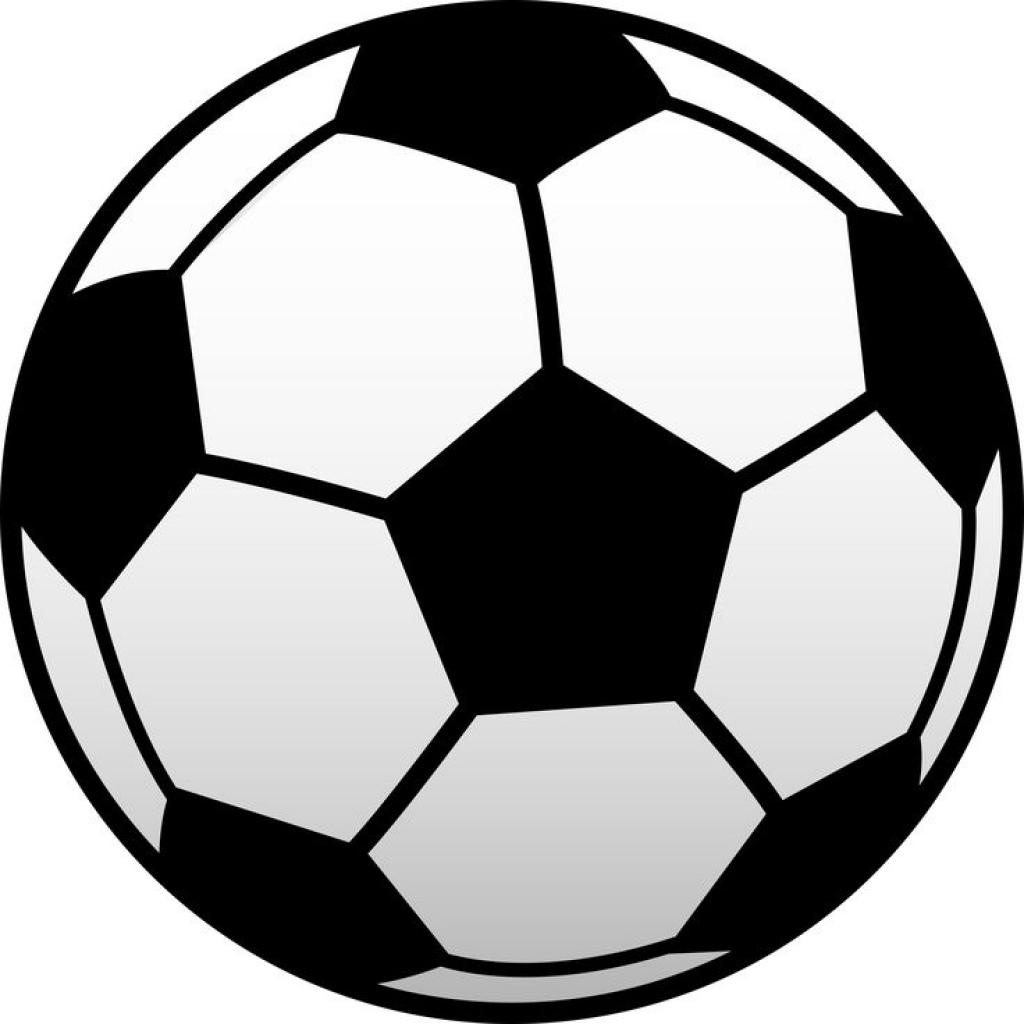 1024x1024 Image Of English Football Clipart 8381 Cartoon Kid Playing30 Png
