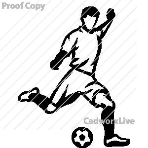 300x300 Soccer,ball,sports,kick Clipart Panda