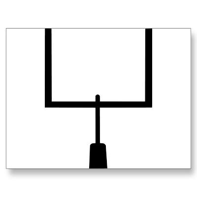400x400 Goal Post Cliparts