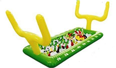 463x272 Football Field Goal Post Inflatable Buffet Snack Bar