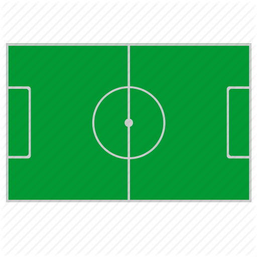 512x512 Court, Field, Football, Game, Grass, School Icon Icon Search Engine