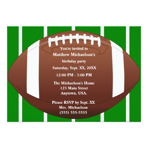 512x512 Football Field Invitation Template Godstyle Keywords And Pictures