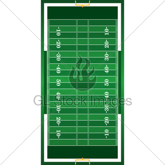 325x325 Textured Grass Vertical American Football Field Gl Stock Images