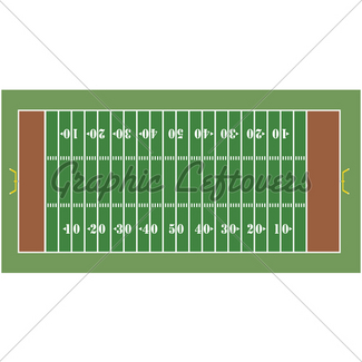 325x325 American Football Field Gl Stock Images