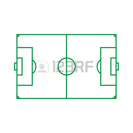 Football Field Outline