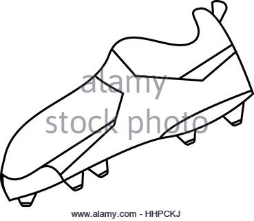 369x320 Hand Drawn (Sketch Style) Soccer Field Or Football Field