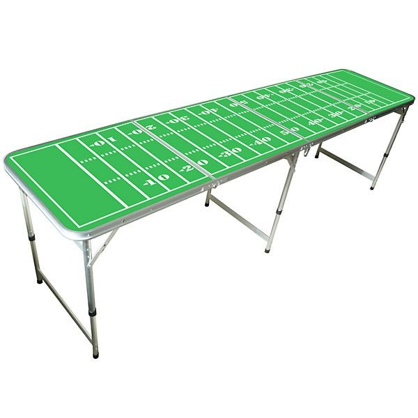 600x600 Gopong Portable Football Field Tailgating Amp Beer Pong Table