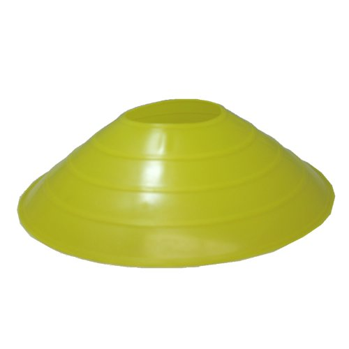 500x500 50 Disc Cones Soccer Football Field Marking Coaching Cones