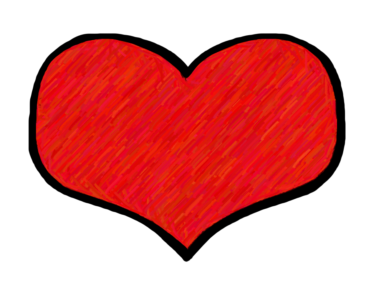 1260x994 Heart Clip Art Cute Image
