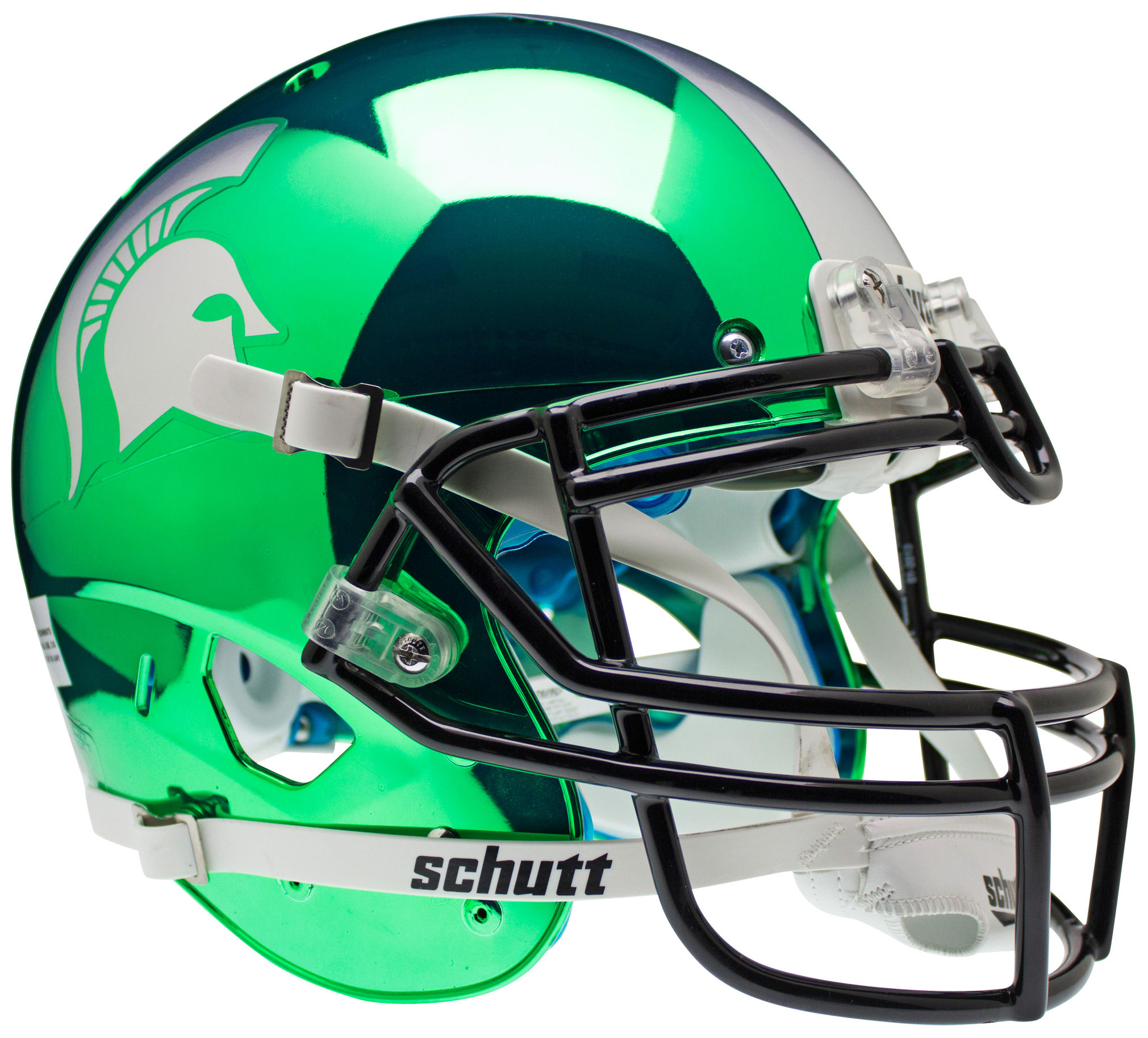 2021x1828 Michigan State Spartans Authentic College Xp Football Helmet