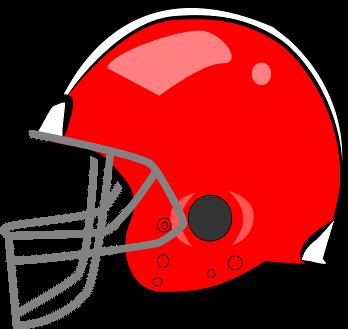 348x329 Football helmet clip art free clipartix 2