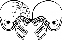 200x130 Pretentious Idea Football Helmet Clip Art Free Images Helmets