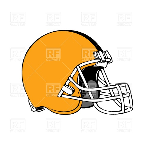 Football Helmet Clipart Free