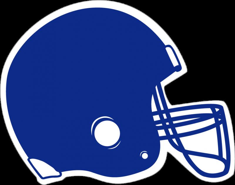 800x630 Blue Football Helmet Clip Art Clipartfox 2