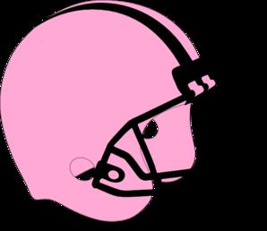 298x258 Pink Football Helmet Clip Art Vector Clip Art Image