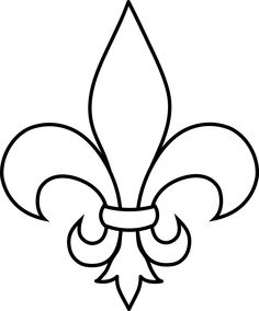 236x284 Fleur De Lis New Orleans Saints, Football Helmets