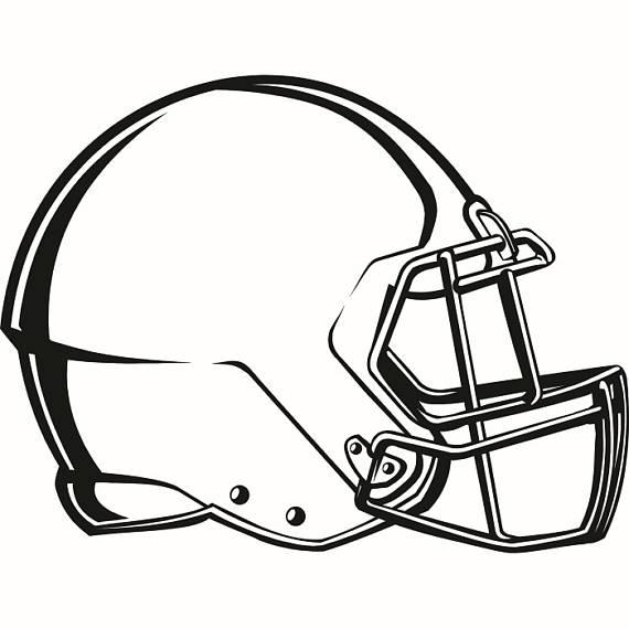 570x569 Football Helmet 3 Equipment Sports Stadium Field School Team