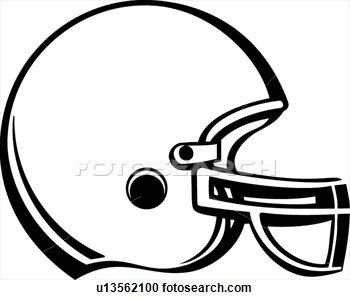 350x300 Drawing Clipart Football