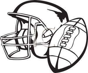 300x250 Ball Clipart Football Helmet