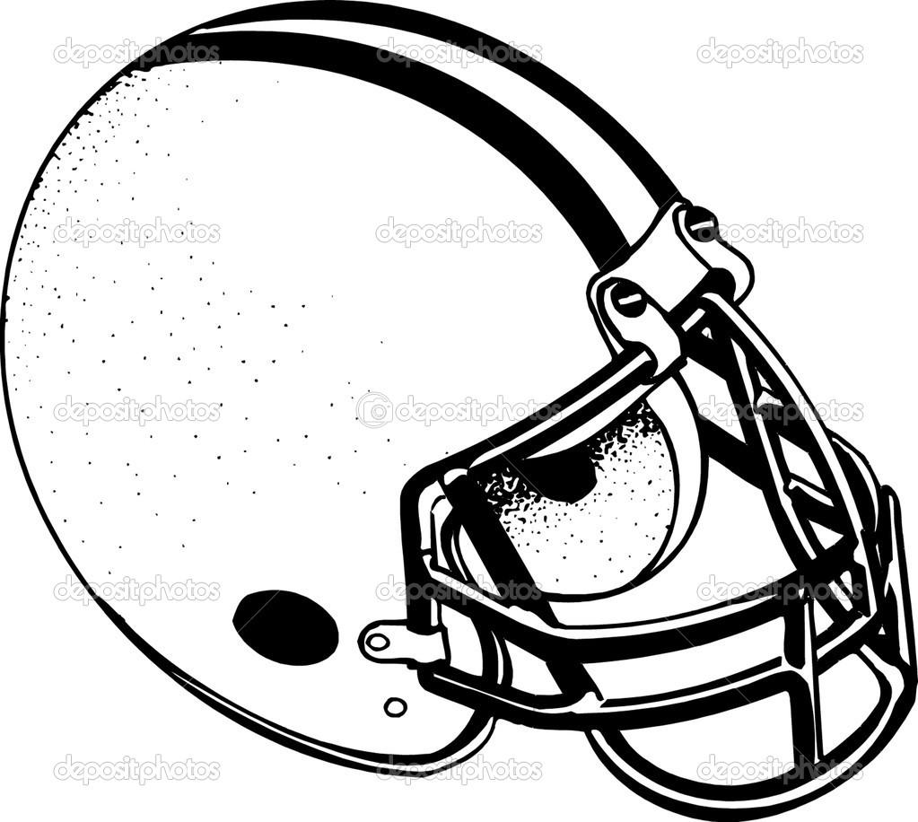 1023x916 Nfl Football Helmet Clipart