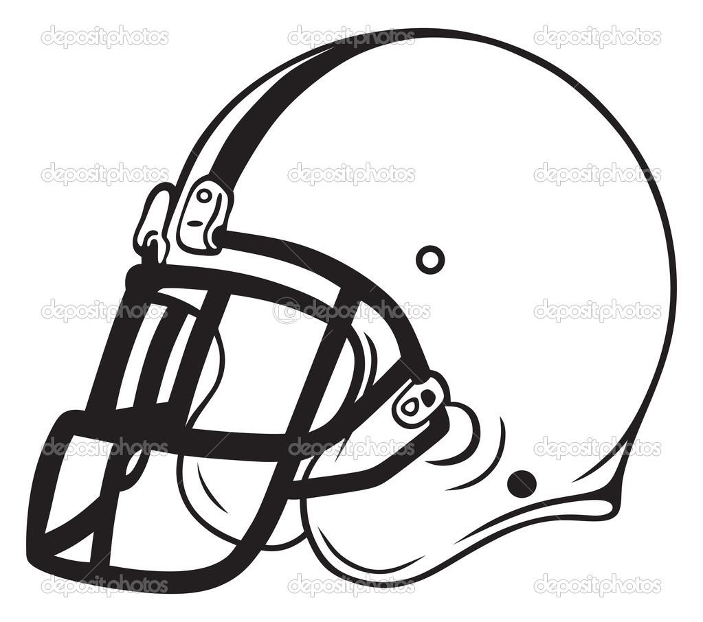 1023x906 Football Helmet Vector Clipart