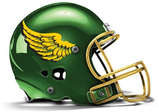 524x368 Custom Football Decals Helmet Decals
