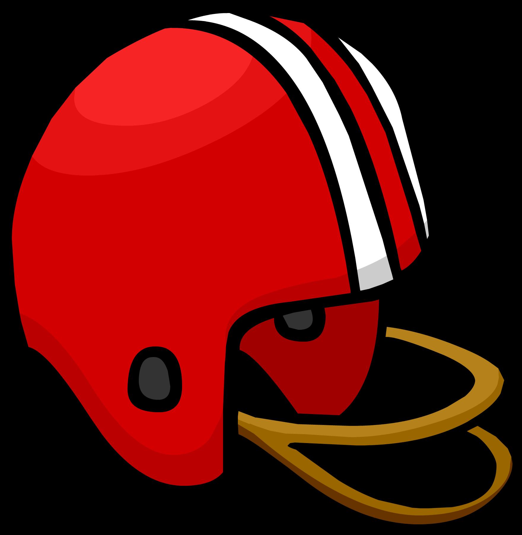 1760x1804 Red Football Helmet Clipart