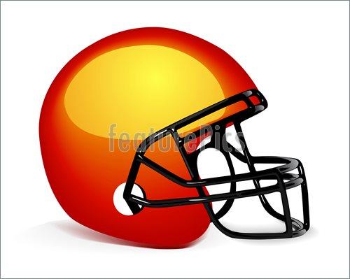 500x399 Football Helmet Logo Creator