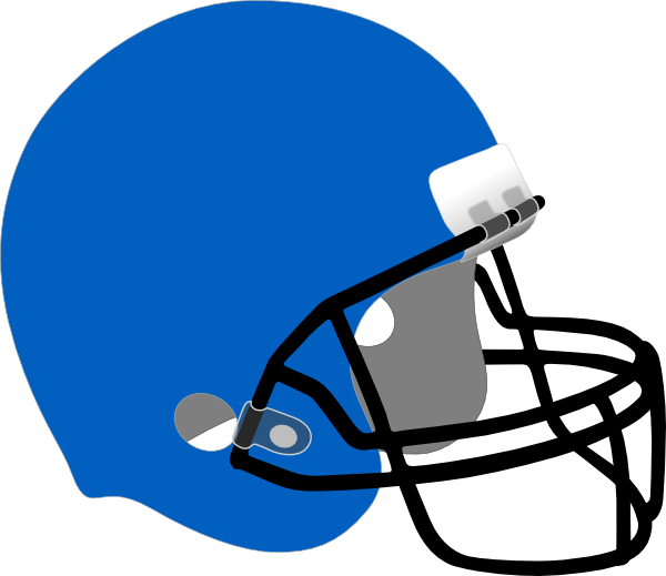 600x519 Football Helmet Clip Art Clipartcow Clipartix