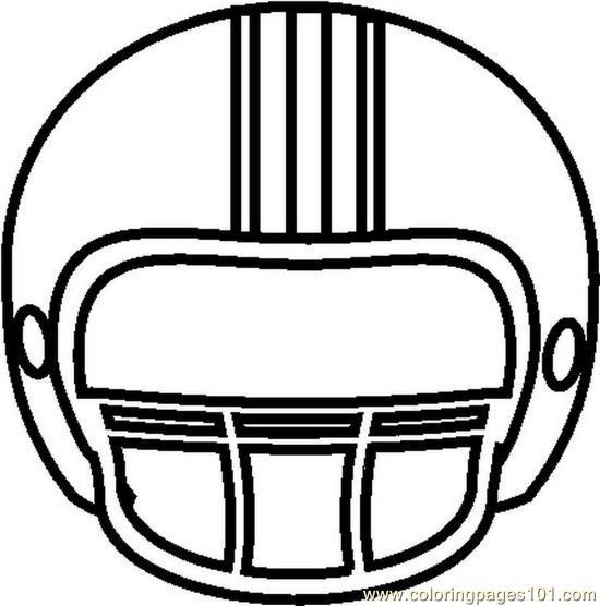 550x556 Helmet Clipart Football Helmet