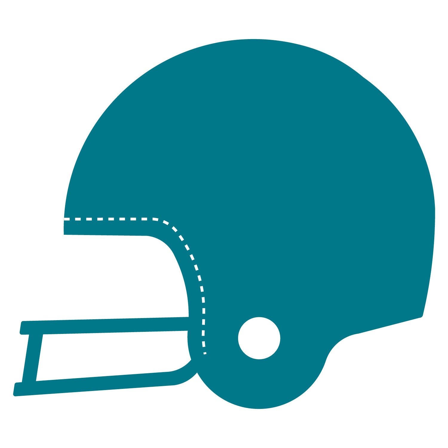 1500x1500 Football Helmet