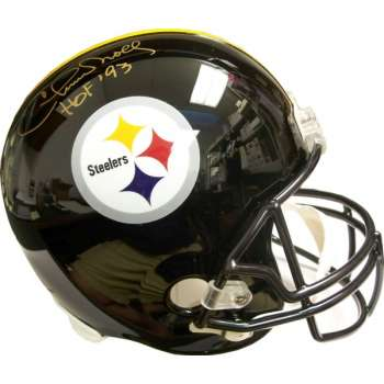 350x350 Autographed Football Helmets Steel City Collectibles