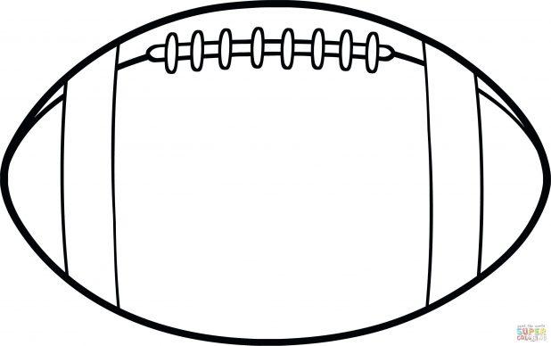 618x388 Coloring Surprising Football Helmet Outline. Football Helmet