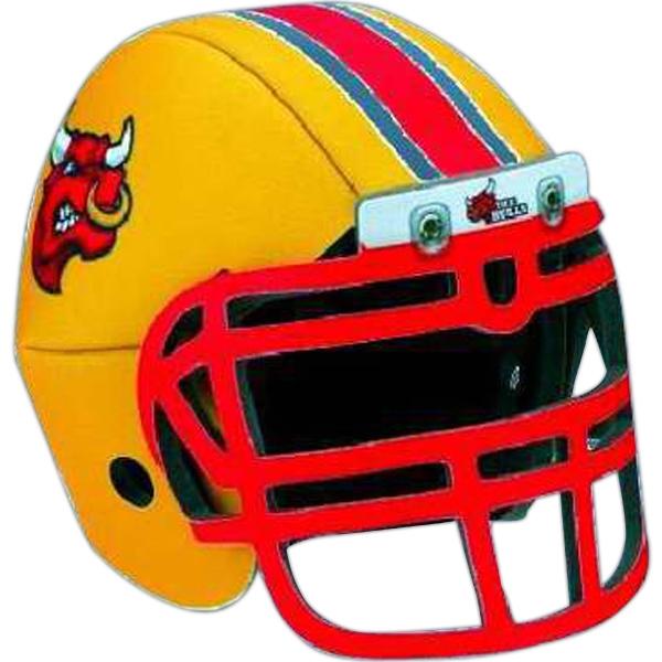 600x600 Promotional Foam Football Helmet