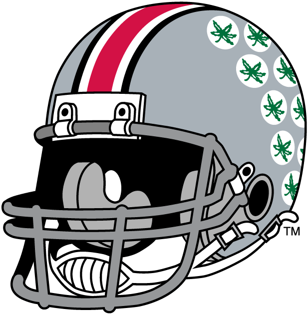 617x631 Ohio State Football Helmet Clip Art