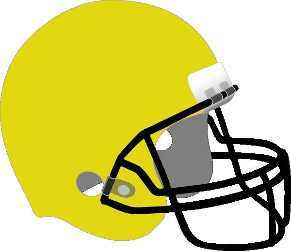 600x519 Football Helmets Crashing Clipart