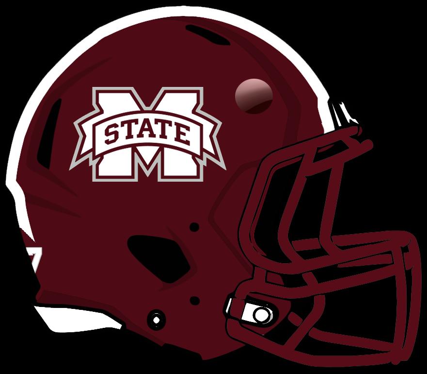 881x770 Mississippi St. Football Uniform Tracker Helmets Of The Adidas Era