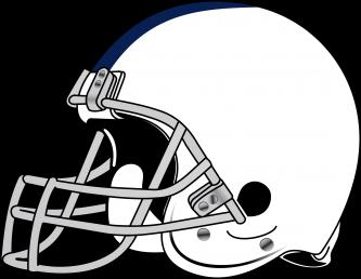 333x258 Football Helmet Clipart Clipartpen