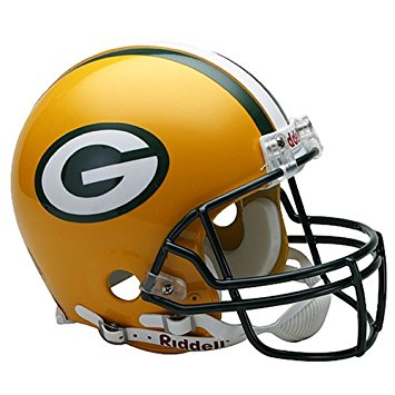 355x355 Nfl Green Bay Packers Full Size Proline Vsr4 Football