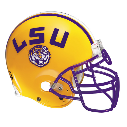 512x512 Graphics For Lsu Football Helmet Graphics
