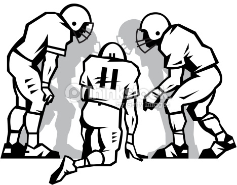 468x366 Football Clipart Teamwork