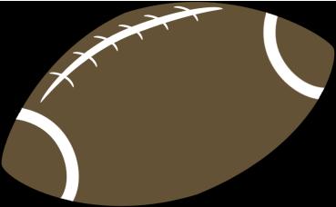 369x228 Football Clip Art