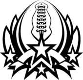 170x165 Football Clip Art