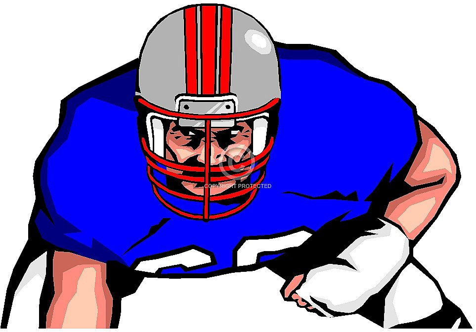 963x673 Freefootball Clipart