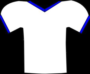 298x243 Jersey White Clip Art